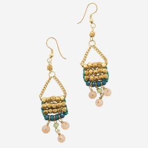 Noonday Collection Anthology Dangle Earrings